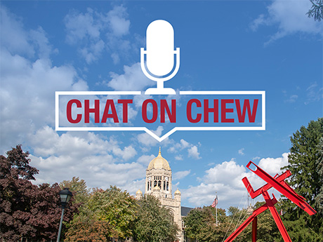 Image for Chat on Chew Podcast