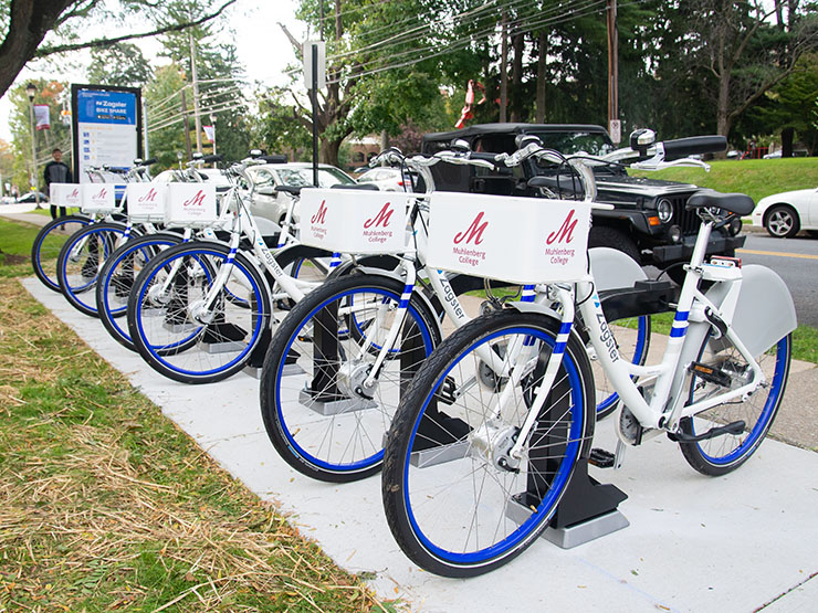 Image for Zagster Bike Share Program