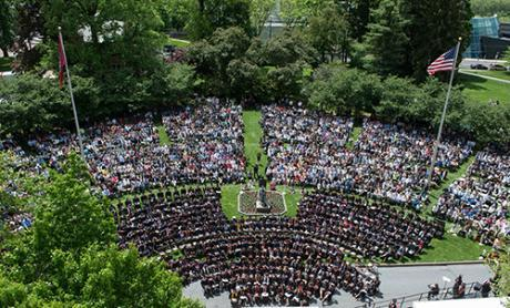 Image to accompany 2015 Commencement announcement