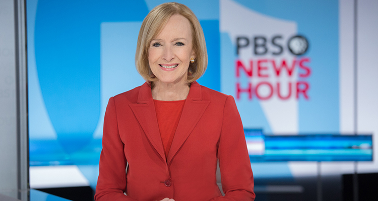 Judy Woodruff, PBS