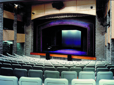 Image for The Dorothy Hess Baker Theatre